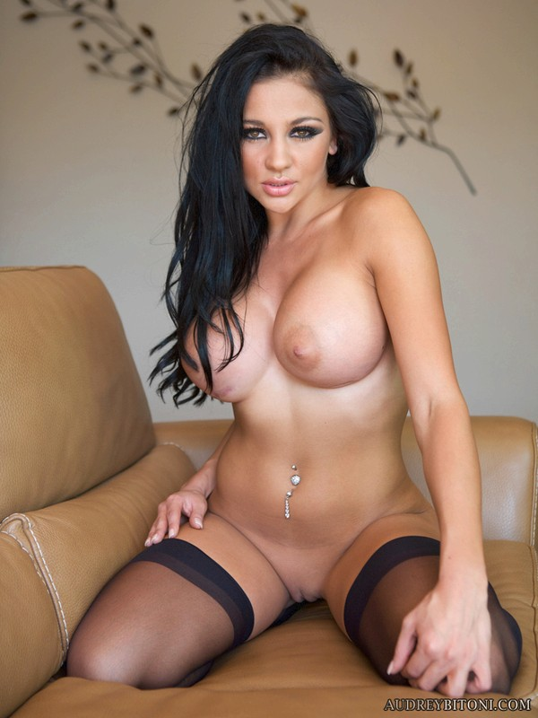 Think, what Hot audrey bitoni toples your place