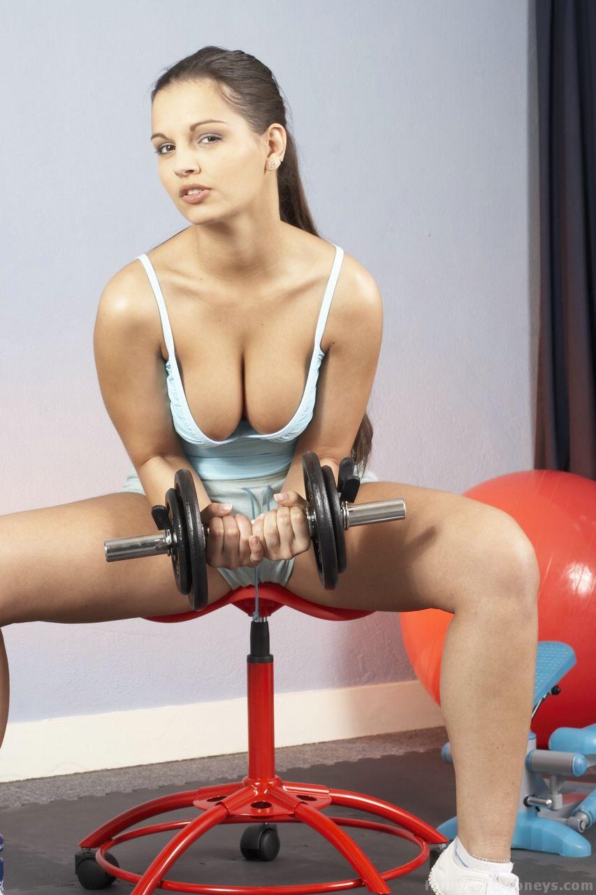 Секс девушки в бодибилдинге 26 фотография